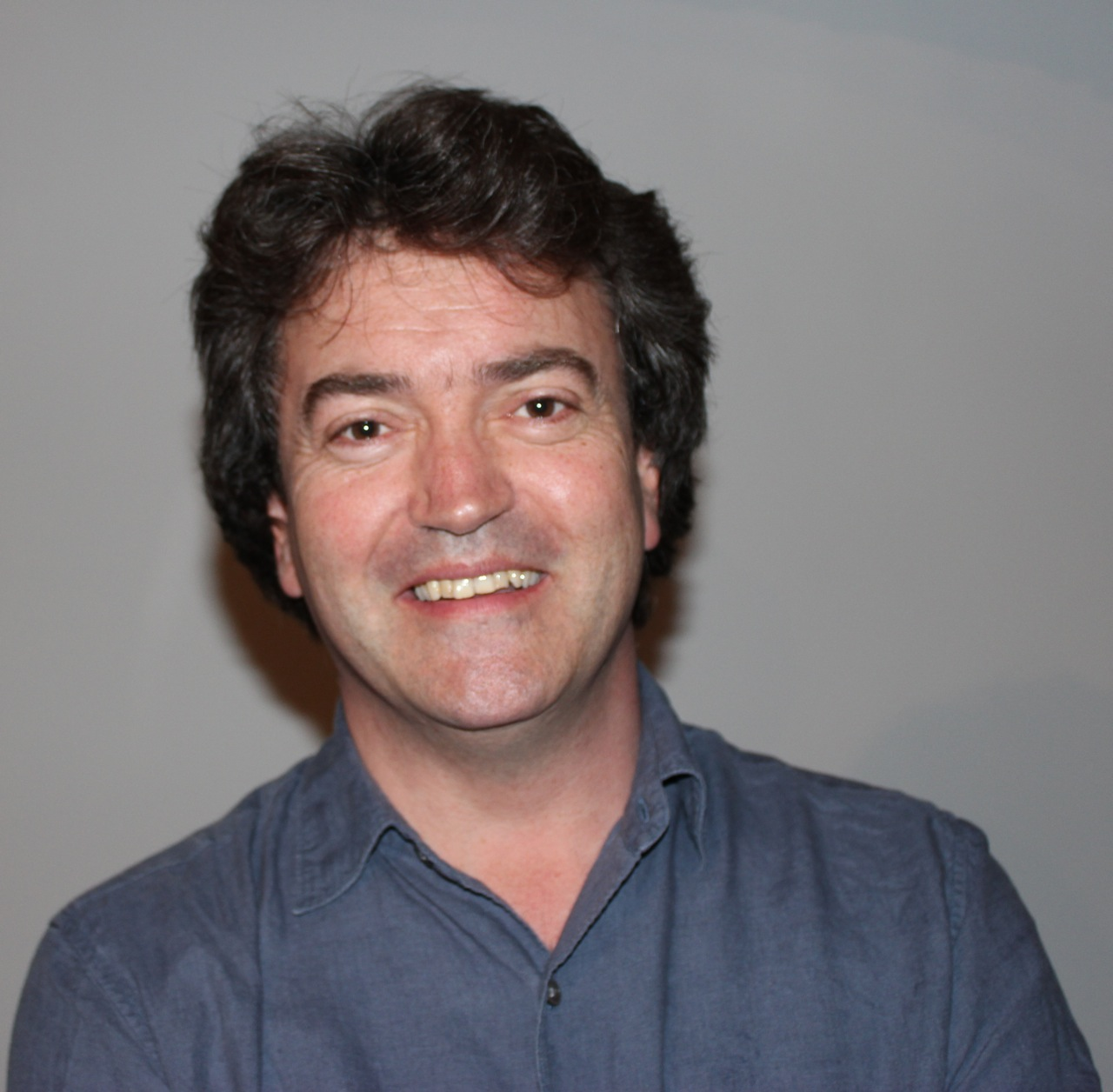 Emprendimiento con nuestro coworker y profesor de inglés Simon Sternberg